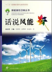 新能源在召唤丛书:话说风能