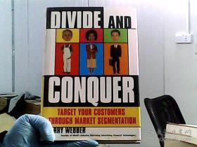 Divide and Conquer : Target Your Customers Through Market Segmentation