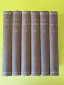 1881年版The Casquet of Literature6册全
