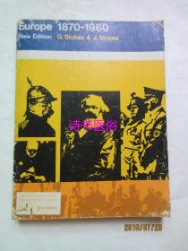 Europe 1870-1960(New Edition)