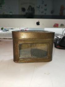 民国蛐蛐铜盒