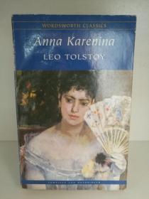 列夫·托尔斯泰:安娜卡列尼娜  Anna Karenina by Leo Tolstoy ( Rosemary Edmonds 译本 ) 英文原版书