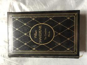 William Shakespeare: The Complete Works, Deluxe Edition(全新豪华本  精装)皮装:三面刷金