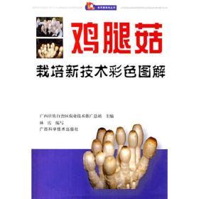 食用菌栽培丛书:鸡腿菇栽培新技术彩色图解