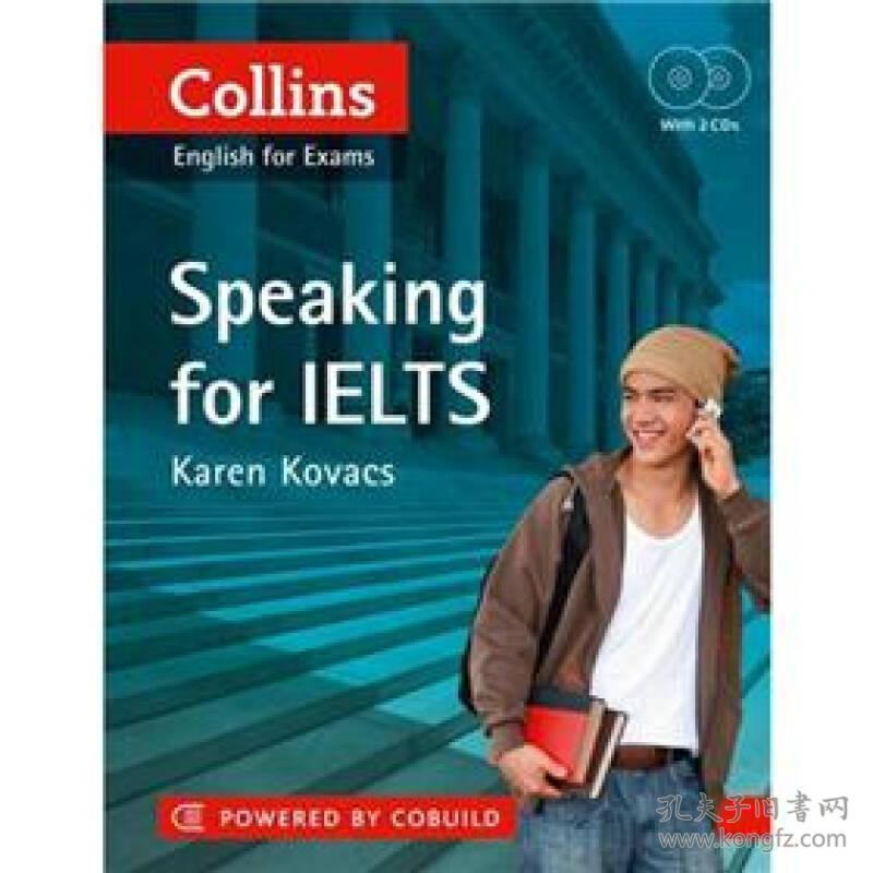 Collins Speaking for Ielts. by Karen Kovacs [平装]