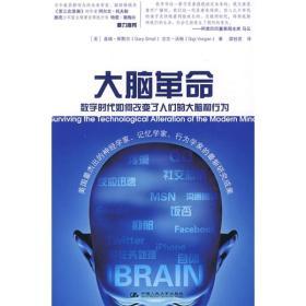 大脑革命:数字时代如何改变了人们的大脑和行为
