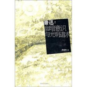 鲁迅:幽暗意识与光明追求