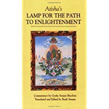 Atishas Lamp for the Path to Enlightenment 1997