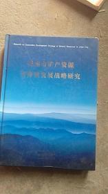精装..济南矿产资源可持续发展战略研究