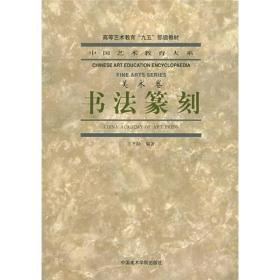 二手书法篆刻美术卷王冬龄中国美术学院出版社9787810197144