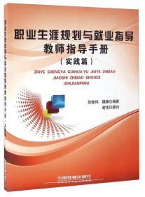 职业生涯规划与就业指导教师指导手册 实践篇