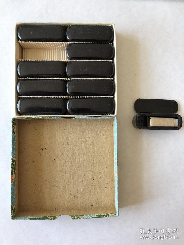 印章料【整盒10个装每个小盒装】.