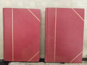 中国文化史丛书:中国俗文学史(上下册)中华民国27年8月初版