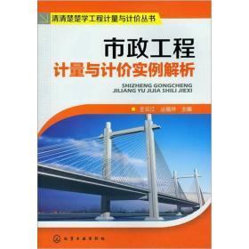 市政工程计量与计价实例解析
