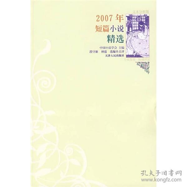 2007年短篇小说精选