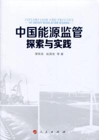 中国能源监管探索与实践