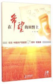 在希望的田野上——纪念中国共产党建党95周年歌曲集