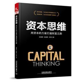 资本思维:用资本的力量打通财富之路