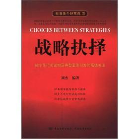 标准是个好东西3:战略抉择