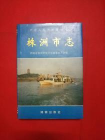 株洲市志(第十一册)