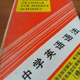 中学英语语法.