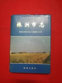 株洲市志(第五册)