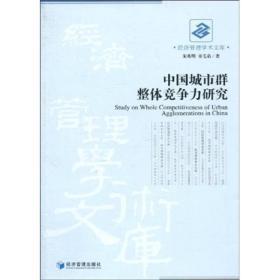 中国城市群整体竞争力研究