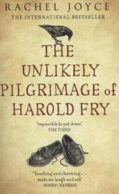 The Unlikely Pilgrimage of Harold Fry一个人的朝圣 英文原版