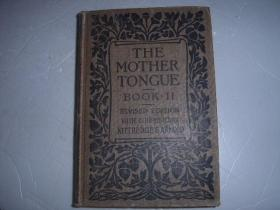 THE MOTHER TONGUE- Book. II