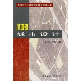 小城镇城市设计/中国现代小城镇规划建设管理丛书