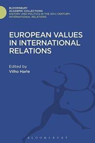European Values in International Relations