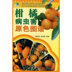 柑橘病虫害原色图谱