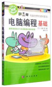 """""""形形色色的科学""""趣味科普丛书·电脑世界的通关密语:电脑编程基础(四色全彩)"""