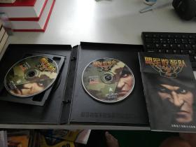 【游戏光盘】盟军敢死队2 (2CD)附:游戏手册