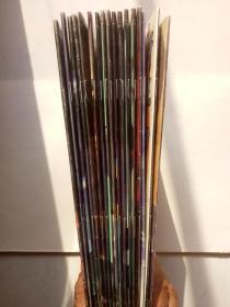 轩辕剑(1—18) 全彩色简体中文版【缺第1本】现17本合售