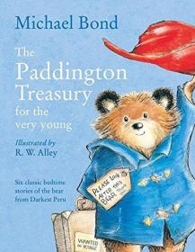 The Paddington Treasury for the Very Young帕丁顿熊