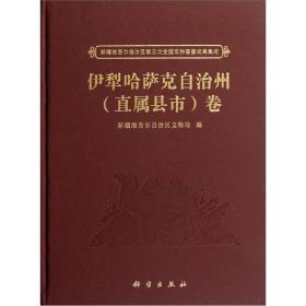 新疆维吾尔自治区第三次全国文物普查成果集成:伊犁哈萨克自治州(直属县市)卷  1I26c