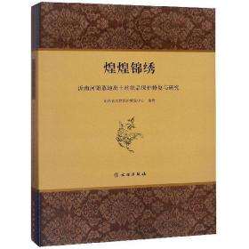 煌煌锦绣:沂南河阳墓地出土丝织品保护修复与研究