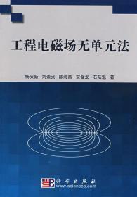 工程电磁场无单元方法 9787030219206 杨庆新 科学出版社