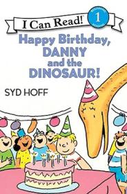 Happy Birthday, Danny and the Dinosaur!H
