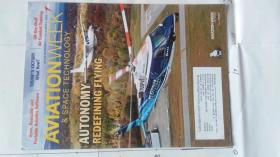 Aviation Week & Space Technology 2016/11/21/12/4 航空空间技术杂志