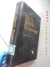 McGraw-Hill Dictionary of Earth Sciences【16开精装 英文版】(麦格劳-希尔地球科学词典)