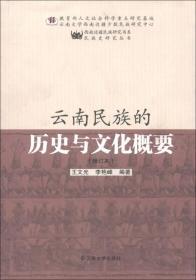 西南边疆民族研究书系·民族史研究丛书:云南民族的历史与文化概要(修订本)