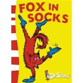 Fox in Socks (Dr. Seuss: Green Back Books)[穿袜子的狐狸(苏斯博士绿背书)]