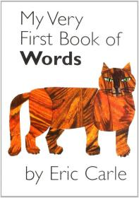 My Very First Book of Words   Board book    我的第一本单词书