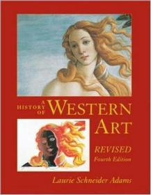 A History of Western Art Revised。、。、