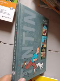 The Adventures of Tintin: Volume5