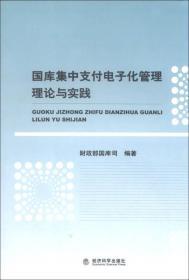 国库集中支付电子化管理理论与实践
