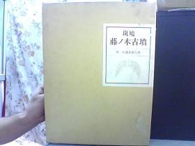 斑鸠 藤ノ木古坟第1次调查报告书 附图