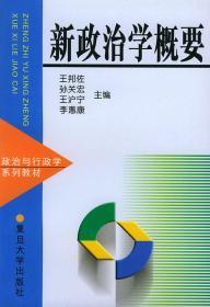 新政治学概要——政治与行政学系列教材 9787309020731 王
